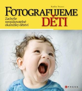 Fotografujeme děti