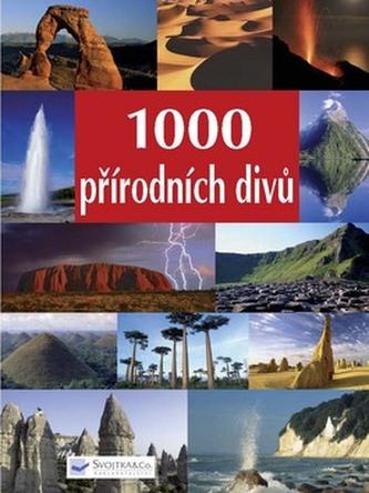 1000 přírodních divů