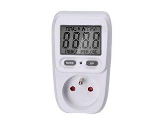Měřič spotřeby elektrické energie SOLIGHT DT26