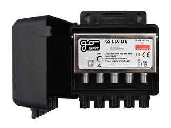 Anténní zesilovač GoSAT GS110LTE