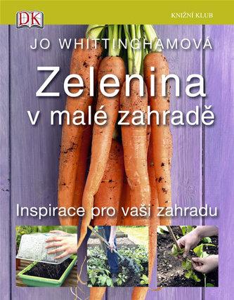 Zelenina v malé zahradě