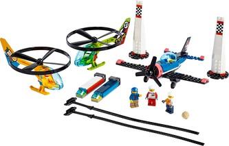 LEGO City 60260 Závod ve vzduchu