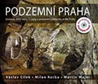 Podzemní Praha + DVD