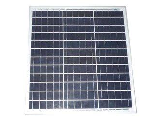 Fotovoltaický solární panel 12V/40W polykrystalický