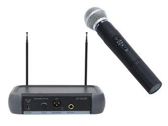 Mikrofon bezdrátový BLOW PRM 901 BLACK sada