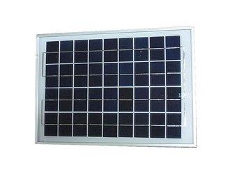 Fotovoltaický solární panel 12V/10W polykrystalický