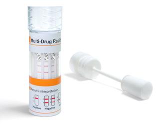 Test na drogy ze slin V-NET ISCREEN 6