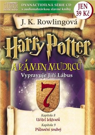Harry Potter a Kámen mudrců 7