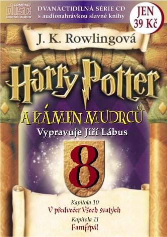 Harry Potter a Kámen mudrců 8