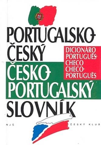 Portugalsko-Český Česko-Portugalský slovník