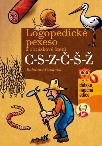 Logopedické pexeso a obrázkové čtení