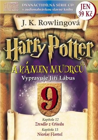Harry Potter a Kámen mudrců 9