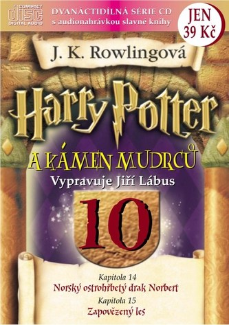 Harry Potter a Kámen mudrců 10