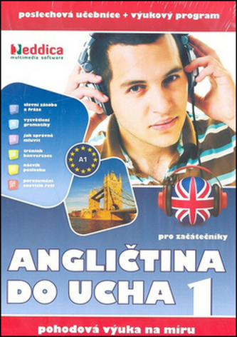 CD Nová angličtina do ucha 1. - neuveden