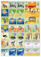 Zvířata - pexeso