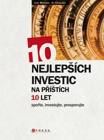 10 nejlepších investic na příštích 10 let
