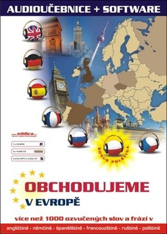 Obchodujeme v Evropě