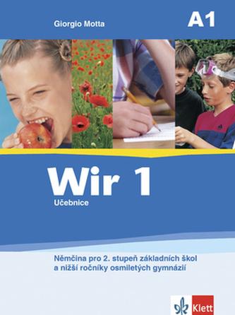 Wir 1 Učebnice