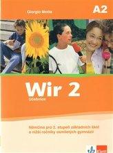 Wir 2 - učebnice