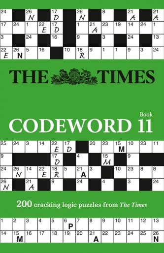 The Times Codeword 11 - The Times Mind Games