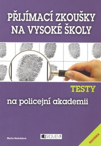 Testy na policejní akademii