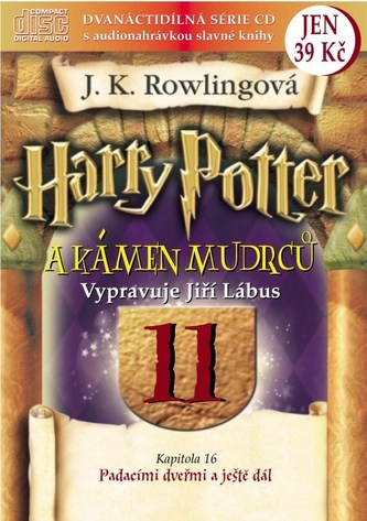 Harry Potter a Kámen mudrců 11
