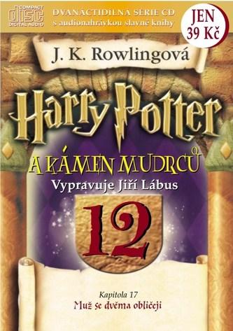 Harry Potter a Kámen mudrců 12