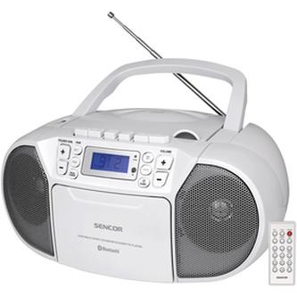 SPT 3907 W RADIO S CD/USB/BT/KAZE SENCOR