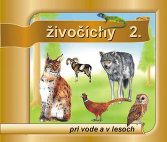 Živočíchy 2.