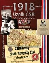 1918: Vznik ČSR