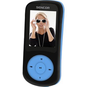 MP3 / MP4 přehrávač SENCOR SFP 5870 BBU