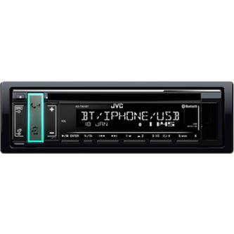KD-T801BT AUTORÁDIO S CD/MP3/BT JVC