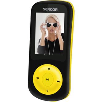 MP3 / MP4 přehrávač SENCOR SFP 5870 BYL