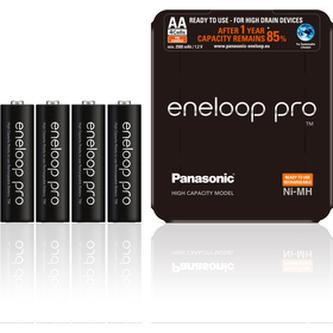 Baterie PANASONIC-ENELOOP HR6 AA 3HCDE/4L