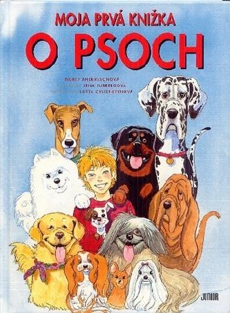 Moja prvá knižka o psoch