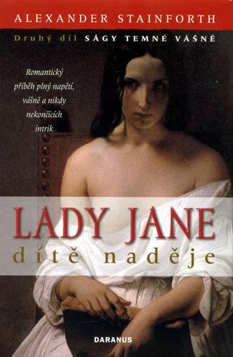 Lady Jane dítě naděje