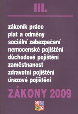 Zákony 2009 III.
