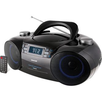 Radiopřijímač s CD SENCOR SPT 4700
