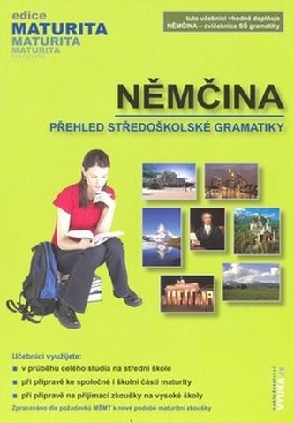 Němčina - přehled středoškolské gramatiky - Jarmila Dubová