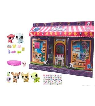 Littlest Pet Shop mega set