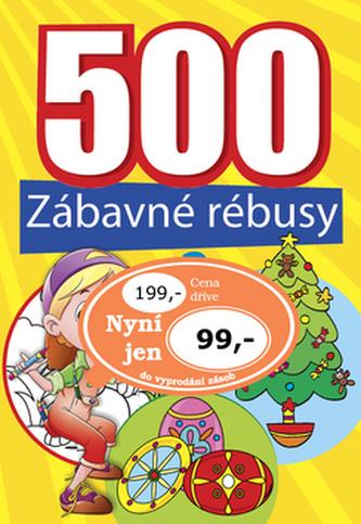 500 Zábavné rébusy 2
