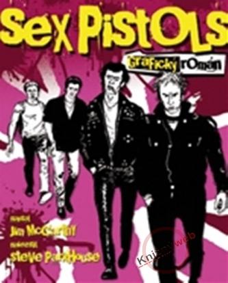 Sex Pistols - grafický román