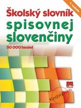 Školský slovník spisovnej slovenčiny - 50 000 hesiel