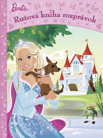 Barbie Ružová kniha rozprávok