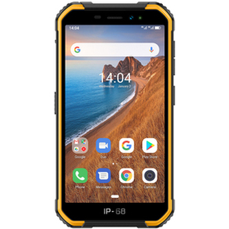 Mobilní telefon ULEFONE Armor X6 DS 2GB 16GB Orange