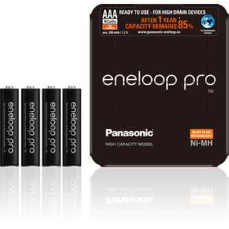 Baterie PANASONIC-ENELOOP HR03 AAA 4HCDE/4LE