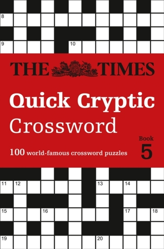The Times Quick Cryptic Crossword Book 5 - The Times Mind Games