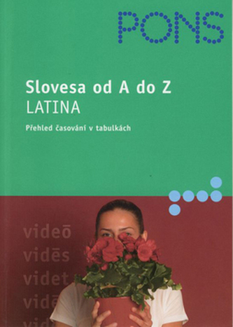 Slovesa od A do Z Latina - Rainer Hahn