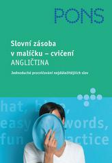 Slovní zásoba v malíčku-cvičení Angličtina