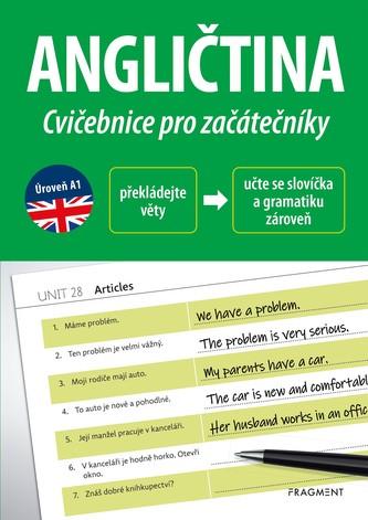 Angličtina – cvičebnice pro začátečníky - Filak Magdalena
